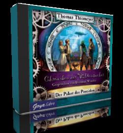 Hörbuch-Symbolfoto zu Chroniken der Weltensucher (2): Der Palast des Poseidon