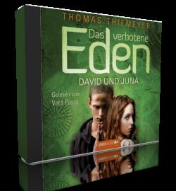 Hörbuch-Symbolfoto zu Das verbotene Eden (1): David und Juna