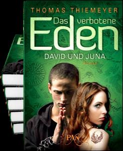 Thomas Thiemeyer: Das verbotene Eden (1): David und Juna