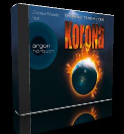 "Hörbuch-Symbolbild ""Korona"""