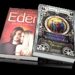 Finale der beiden Jugendbuchreihen 'Das verbotene Eden' und 'Chroniken der Weltensucher'