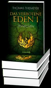Thomas Thiemeyer: Das verbotene Eden I (Taschenbuch-Ausgabe)