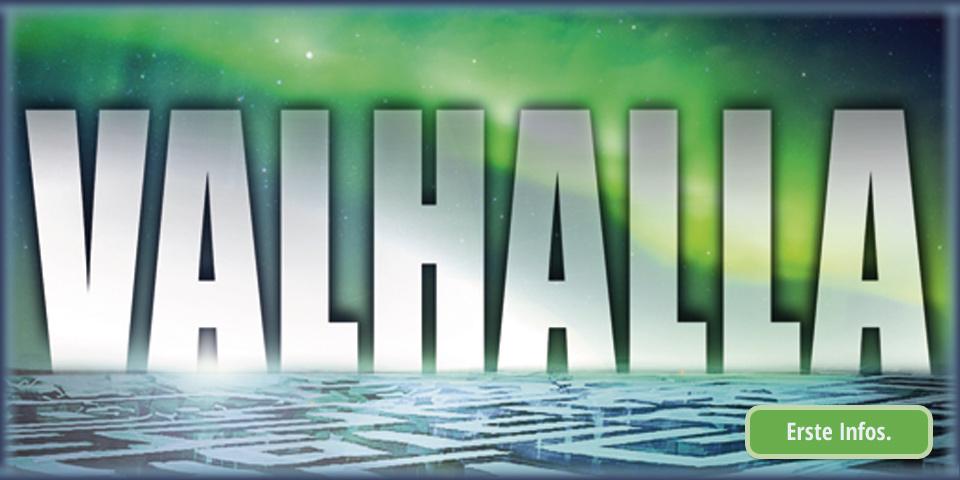 Erste infos zu meinem neuen thriller valhalla erscheint for Chroniken der weltensucher
