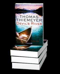 Thomas Thiemeyer: Devil's River. 2015, Droemer & Knaur.