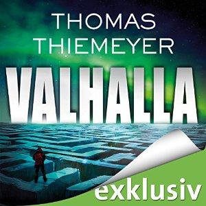 """Das Hörbuch zu Thomas Thiemeyers """"Valhalla"""", erschienen bei Audible"""