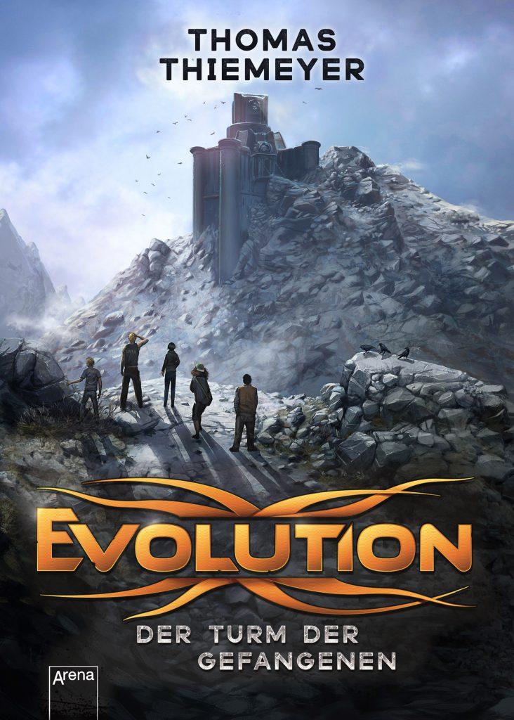 Evolution _ Der Turm der Gefangenen